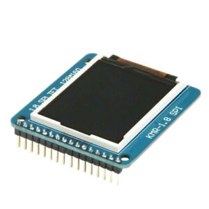 20x 1 8 Inch St7735r Spi 128x160 Tft Lcd Display Module Breakout Pcb For Arduino