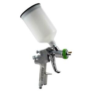 Gravity Feed Spray Gun Hvlp 600 Ml Acetal Cup And Stainless Steel Fluid Needle