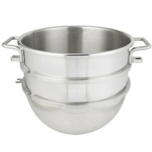 New 60 Qt Mixer Bowl Compatible With Hobart Legacy Mixer Hl600
