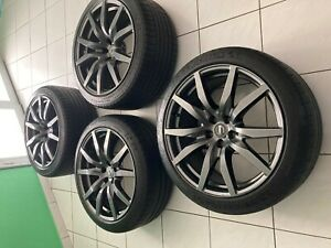 Oem Nissan Gtr R35 Premium Wheels 20x10 5 20x9 5 Rays Engineering 5x114 3