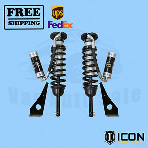 2003 2009 Toyota 4runner Travel Remote Reservoir Front Coilover Shock Kit Icon