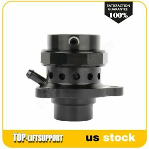 Turbo Blow Off Valve Bov Kit Blk Fits 15 19 Ford Fusion 1 5 mustang 2 3 Ecoboost