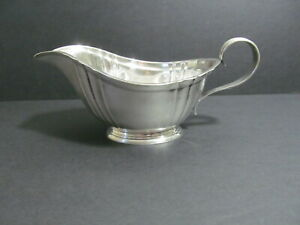 Gorham Sterling Chippendale Sauce Boat