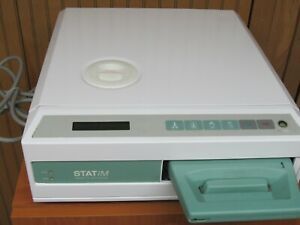Scican Statim Autoclave nice Used Condition extra Cassette