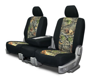 Custom Fit Neo camo Front Seat Covers For The 2001 2004 Toyota Tacoma