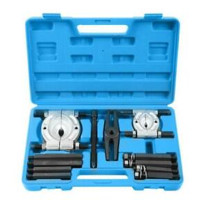12pc Fly Wheel Bearing Splitter Gear Puller Separator Hand Tool Set