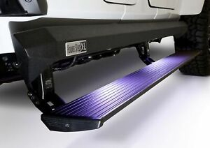 Amp Powerstep Xl Electric Running Boards For 2020 Jeep Gladiator 77135 01a