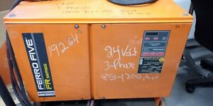 Ferro Five Fr12hk850 Industrial Charger 24v 155a 12 Cells 3ph 16 14 7a 60hz
