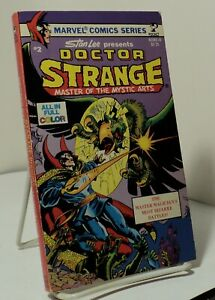 Doctor Strange # 2 by Stan Lee Pocket 82582 1979 early Doctor Strange $34.99