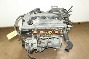 02 03 04 2005 2006 2007 2008 2009 Toyota Camry Rav4 Scion Tc Jdm 2az 2 4l Engine
