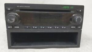 2004 2006 Chevrolet Aveo Am Fm Cd Player Radio Receiver 54396