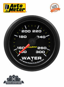 Autometer 9255 Extreme Environment Water Temp Gauge