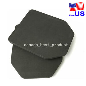 Airsoft Tactical Vest Inner Plate EVA Foam Protective Pad Cushions USA $17.99