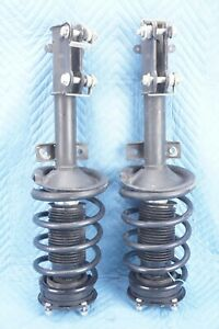 Ford Mustang Gt Saleen Shelby Front Shock Strut Pair 06 07 W 20 Wheels Opt Oem