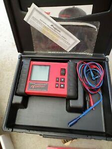 Snap On Vantage Mt2400 Graphing Dmm Diagnostic Database