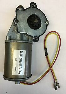 Tailgate Window Lift Motor Fits Ford Bronco 1980 1992 new