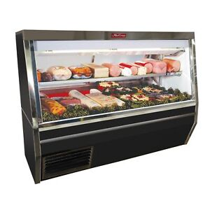 Howard mccray Sc cds34n 8 be ls led 96 Refrigerated Deli Display Case