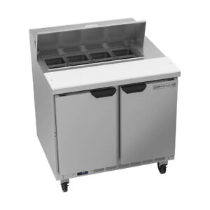 Beverage Air Spe36hc 08 36 Sandwich Salad Unit Refrigerated Counter