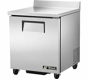 True Twt 27 hc 27 Work Top Refrigerated Counter
