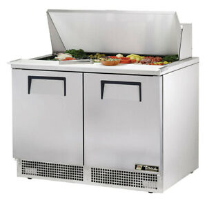 True Tfp 48 18m 48 Mega Top Sandwich Salad Unit Refrigerated Counter