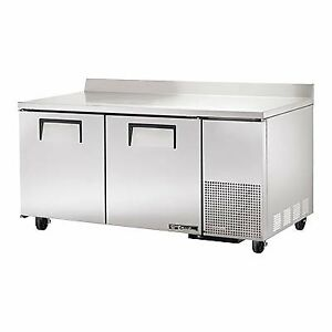 True Twt 67 hc 67 Work Top Refrigerated Counter