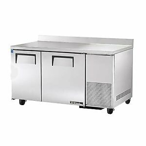 True Twt 60 32 hc 60 Work Top Refrigerated Counter