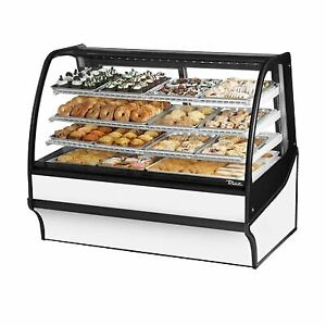 True Tdm dc 59 ge ge w w 59 Non refrigerated Bakery Display Case