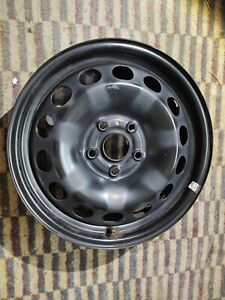 Vw audi 16 Steel Rims X 4