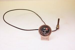 Touch Control Temperature Gauge Farmall Ih 100 130 140 200 Super A C Sa Sav Sc