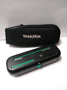 Welch Allyn 2 5v Compacset Diagnostic Set Ophthalmoscope Otoscope Model 74001