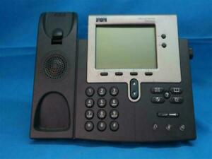 Cisco Systems 7940 Cp 7940g Ip Phone 7900 Series W o Handset