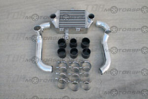 Side Mount Intercooler piping For 90 99 Mr2 3sgte Sw20