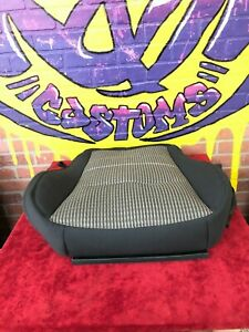 2009 2010 2011 Dodge Ram 1500 3500 Driver Side Bottom Seat Cover Gray black Oem