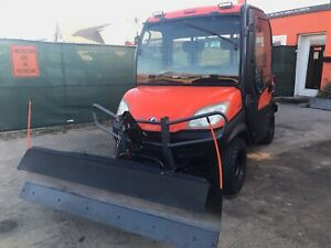 Gehl Cold hot Ai 380 480 Se 4x4 Compact Articulated Loader Cab Only 80 Hours