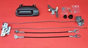1999 2007 Ford F250 F350 Complete Rear Tailgate Repair Kit Set W Hardware New