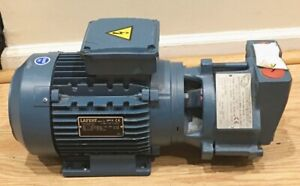 Travaini Trmb 32 50 Gh 2 2 Kw Single Stage Liquid Ring Vacuum Pump New