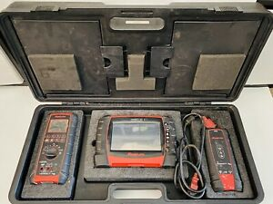 Snap On Verdict D7 Scanner Diagnostic Tool Eehd300 17 2 Full Kit