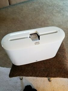 Tork Xpress Countertop Multifold Hand Towel Dispenser White Model 302020 Used