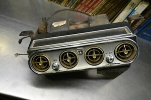 1965 1966 Ford Mustang Under Dash A C Air Conditioner Original 64 65 66 Galaxie