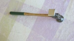 Vintage Plumb Plomb 1425 Double Ended Auto Body Hammer Tool Usa