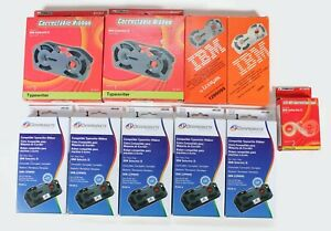 Ibm Selectric Ii Typewriter Ribbon Black 1299095 Dataproducts R5180 Porelon Lot