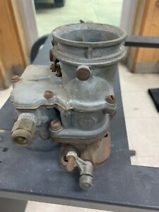 Rare Vintage Original New Stromberg 81 Carburetor Ee 7 8 Base Carb