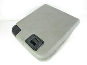 Ford F250 F350 Super Duty Truck Center Jump Seat Console Arm Rest Lid Gray 99 04