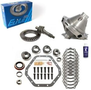73 88 Chevy 14 Bolt Gm 10 5 4 56 Ring And Pinion Duragrip Posi Elite Gear Pkg