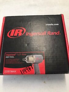Brand New Ingersoll Rand 2235timax 2235 Series 1 2 Impact Wrench Air Tool