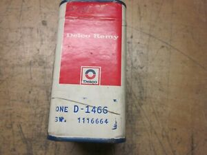 1965 Buick Riviera Delco Remy Ignition Switch Nos d 1466