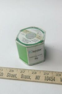 Pack Of 1 Kester 24 9574 7618 No clean K100ld Wire Solder Lead free