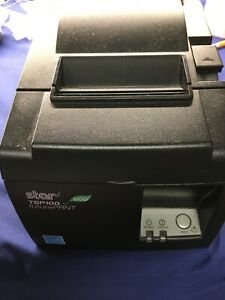 Star Micronics Tsp100ii Receipt Printer Pos Eco Futureprnt Bluetooth Lan