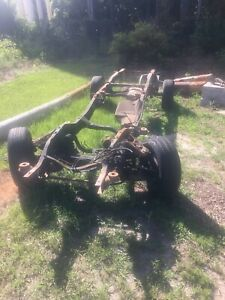 73 87 Chevy Gmc 1 2 Ton Truck Long Bed Frame Southern Truck Very Nice Read Below