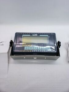Zenith New Screen Electronic Weight Scale Head Unit replacement New
